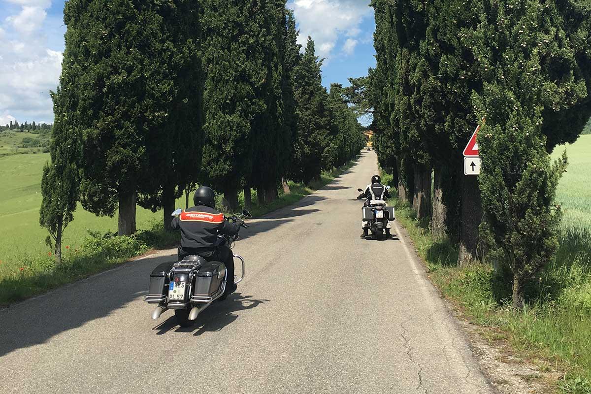 Motorradreise_Toskana